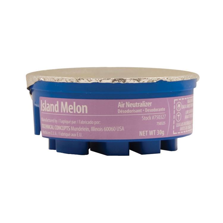 Rubbermaid FG750327 Gel Air Neutralizer Refill - Island Melon