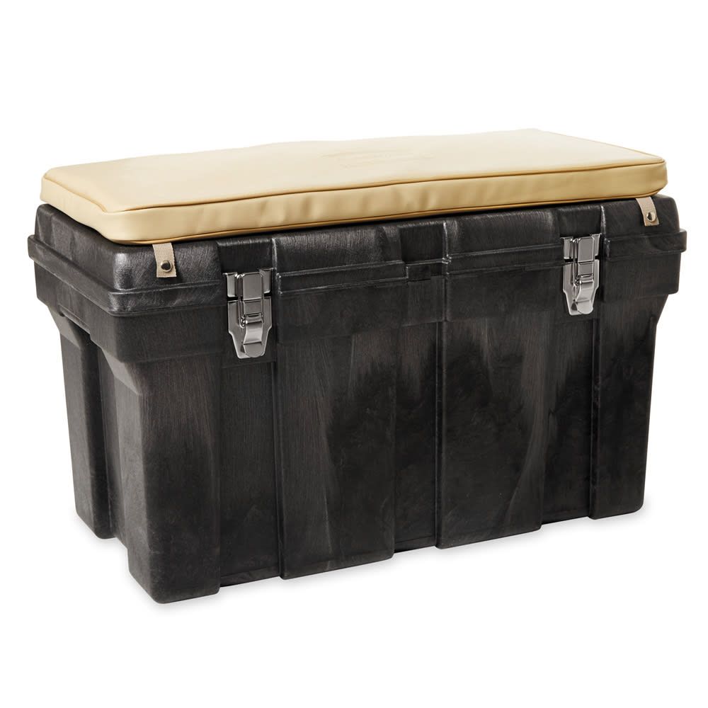 Rubbermaid FG772000 BLA Tack Box - Foam Construction, Black