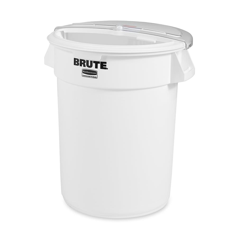 Rubbermaid FG9G7500 WHT ProSave Combo Unit - 400-cup Container, 4-cup Scoop, White