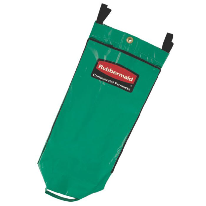 Rubbermaid FG9T9300 GRN 34-gal Trash Bag - Green