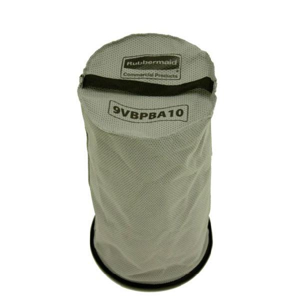 Rubbermaid FG9VBPBA10 Cloth Vacuum Cleaner Bag - (9VBP10) (9VBH10)