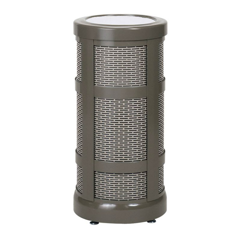 Rubbermaid FGA50SUABZ Urn Cigarette Receptacle - Outdoor Rated