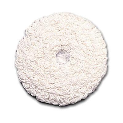 """Rubbermaid FGP26100WH00 21"""" Bonnet 175-300 RPM Floor Machine - White"""
