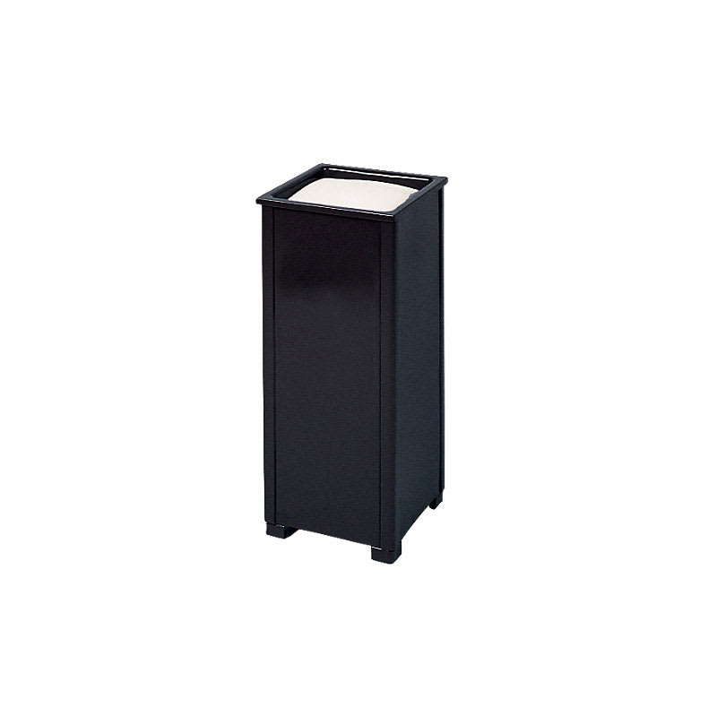 Rubbermaid FGR40SBK Urn Cigarette Receptacle - Outdoor Rated