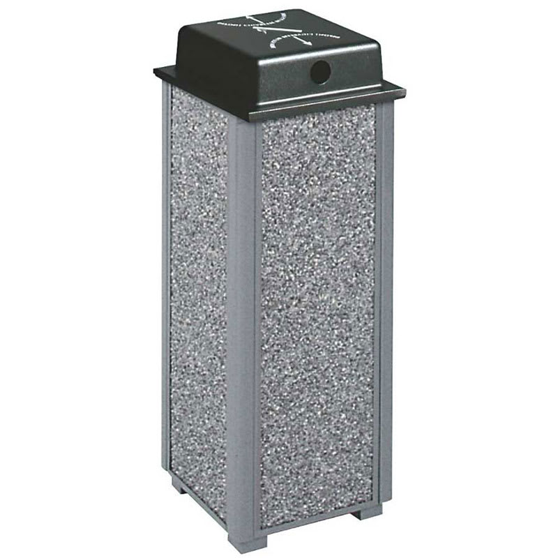 Rubbermaid FGR40WU2000 Urn Cigarette Receptacle - Outdoor Rated