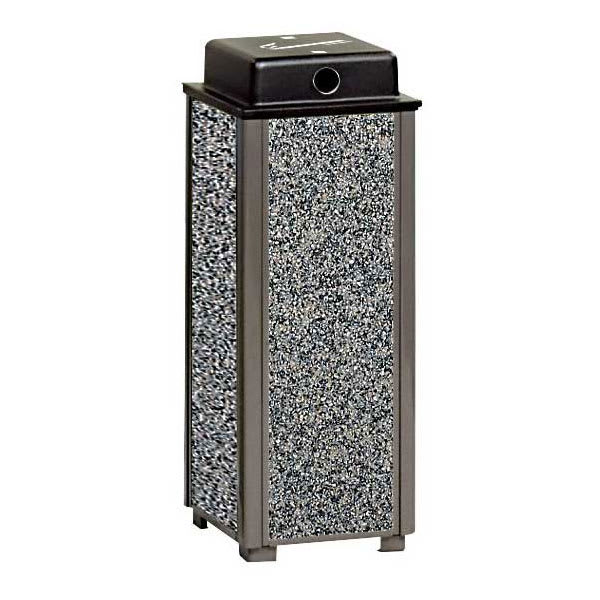 Rubbermaid FGR40WU6000 Urn Cigarette Receptacle - Outdoor Rated