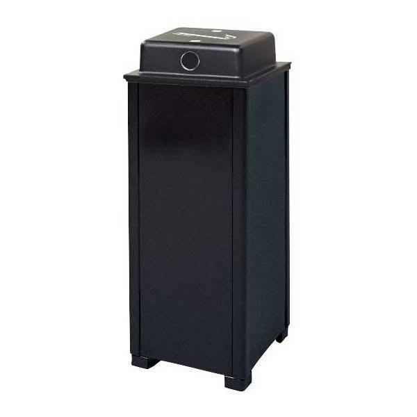 Rubbermaid FGR40WUSBK Urn Cigarette Receptacle - Outdoor Rated