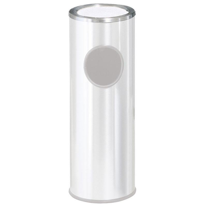 Rubbermaid FGST10SB Trash Can Top Cigarette Receptacle