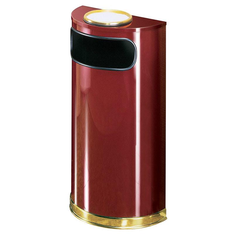 Rubbermaid FGSO8SU10PLCR Trash Can Top Cigarette Receptacle - Decorative Finish