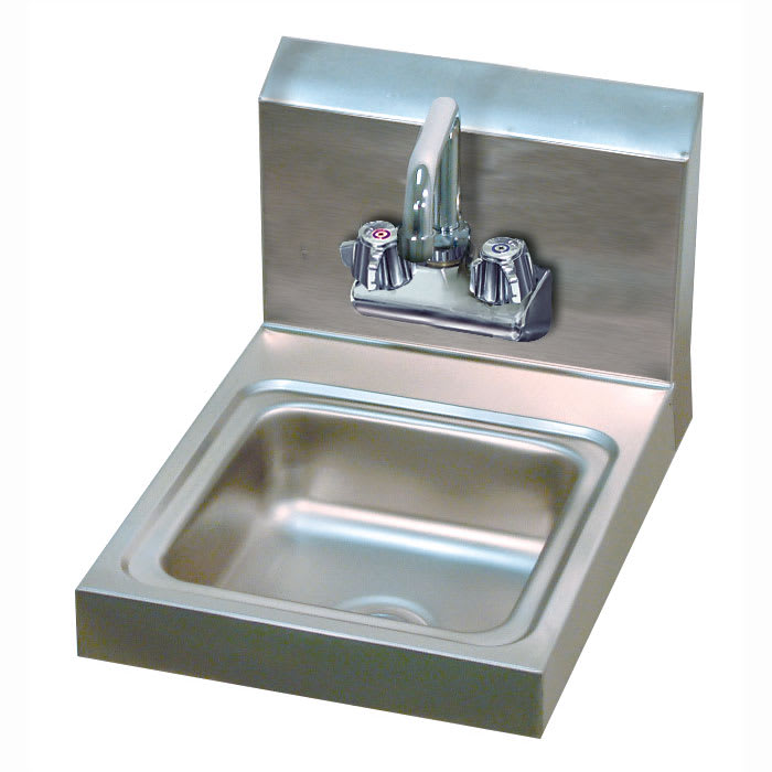 Advance Tabco 7-PS-23-EC Wall Mount Commercial Hand Sink w/ 9\