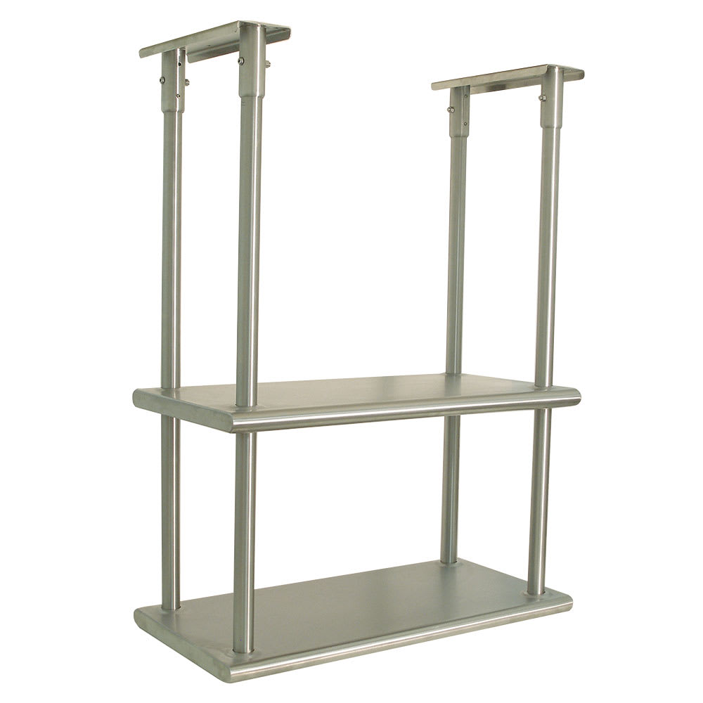 "Advance Tabco DCM-18-60 60"" Solid Ceiling Mounted Shelving"