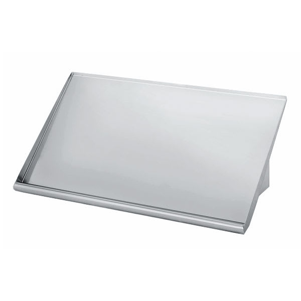 """Advance Tabco DT-6R-14 Solid Wall Mounted Shelf, 82""""W x 16""""D, Aluminum"""