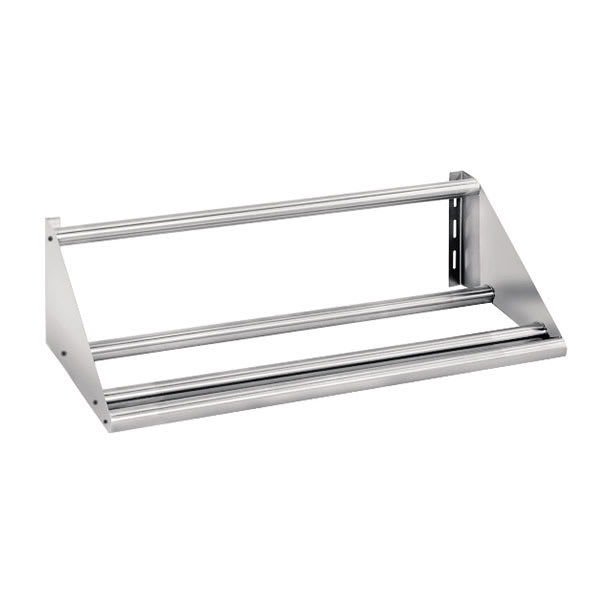 "Advance Tabco DTO-62-EC-X 62"" Tubular Wall Mounted Shelf - Holds Dish Racks"