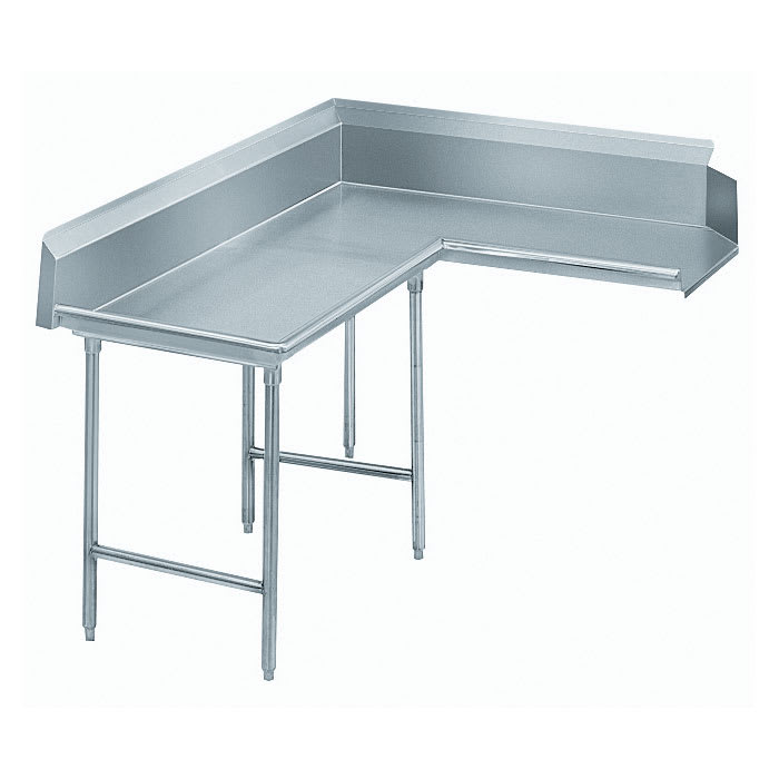 "Advance Tabco DTA-56 Additional Length On 59"" Side Of Korner Tables"
