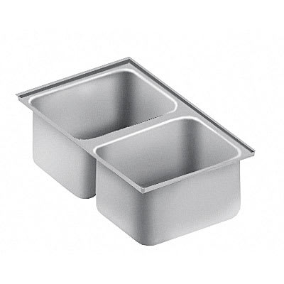 Advance Tabco DTA-99A Sink Bowl, 16x20x12