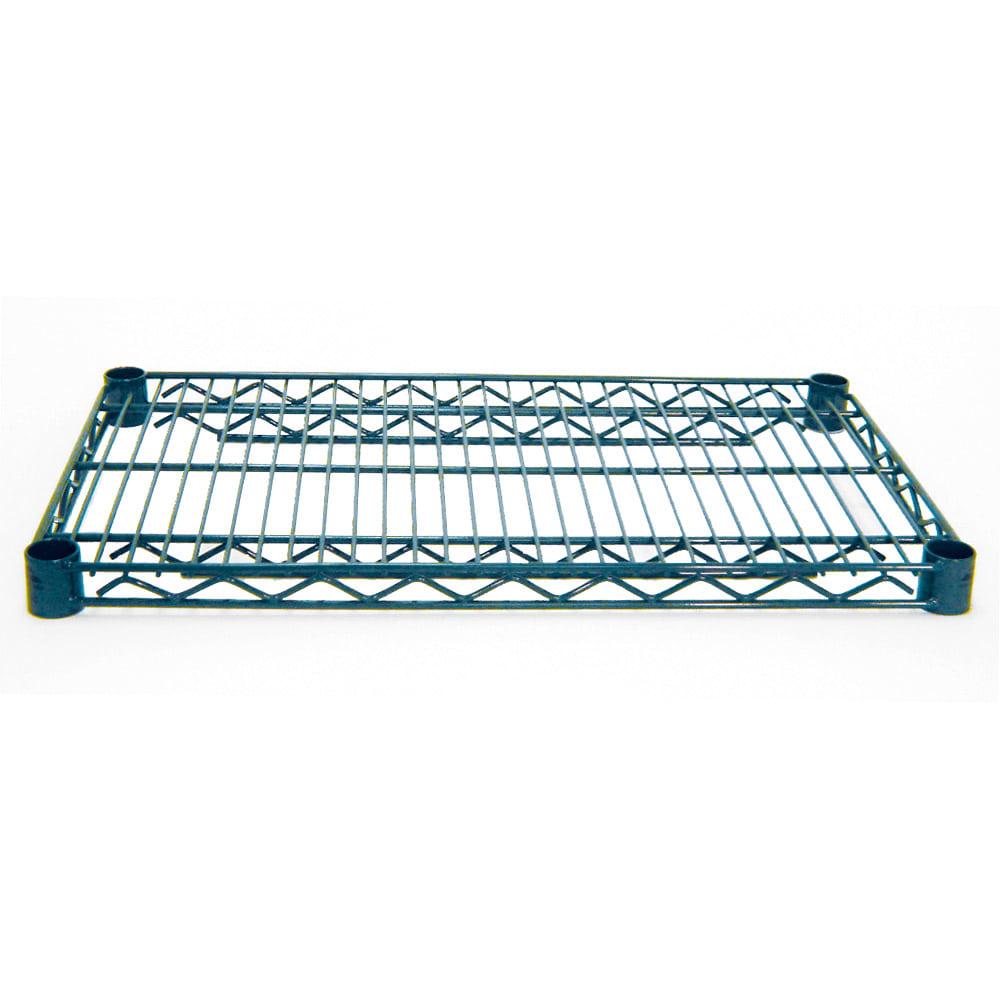 "Advance Tabco EG-1430 Epoxy Coated Wire Shelf - 14x30"""
