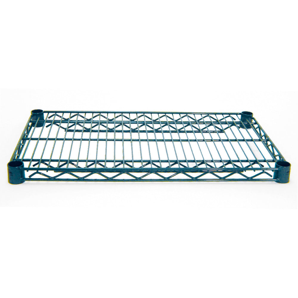 "Advance Tabco EG-2148 Epoxy Coated Wire Shelf - 48""W x 21""D"
