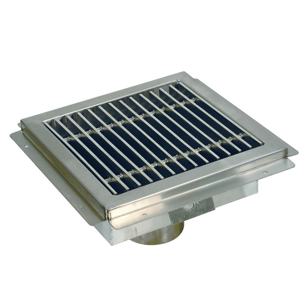 Advance Tabco FD-1 Grate for FDR-1212 Floor Drain, Stainless