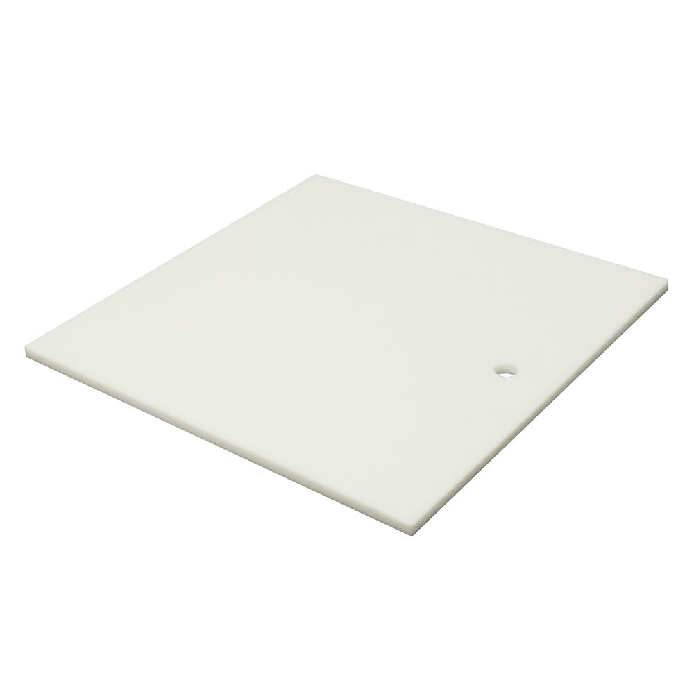 "Advance Tabco K-2E Sink Cover, 20x20"", Poly-Vance"