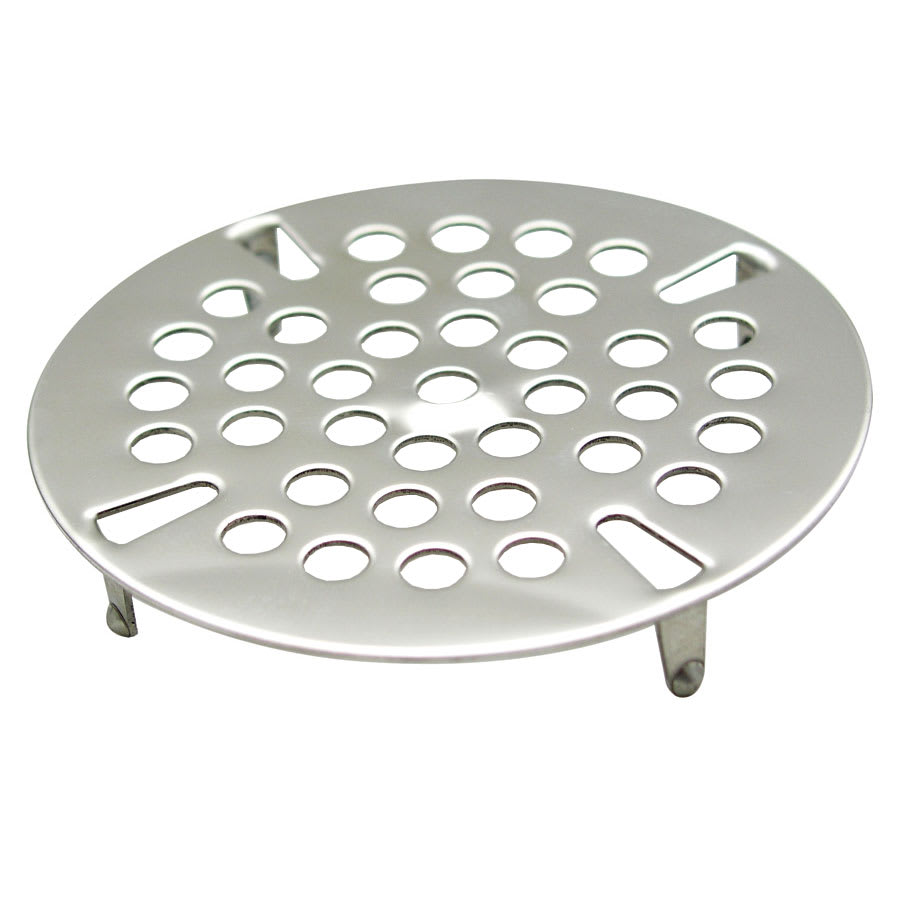 "Advance Tabco K-411 2"" Strainer Plate Replacement for Small Hand Sink Drains"