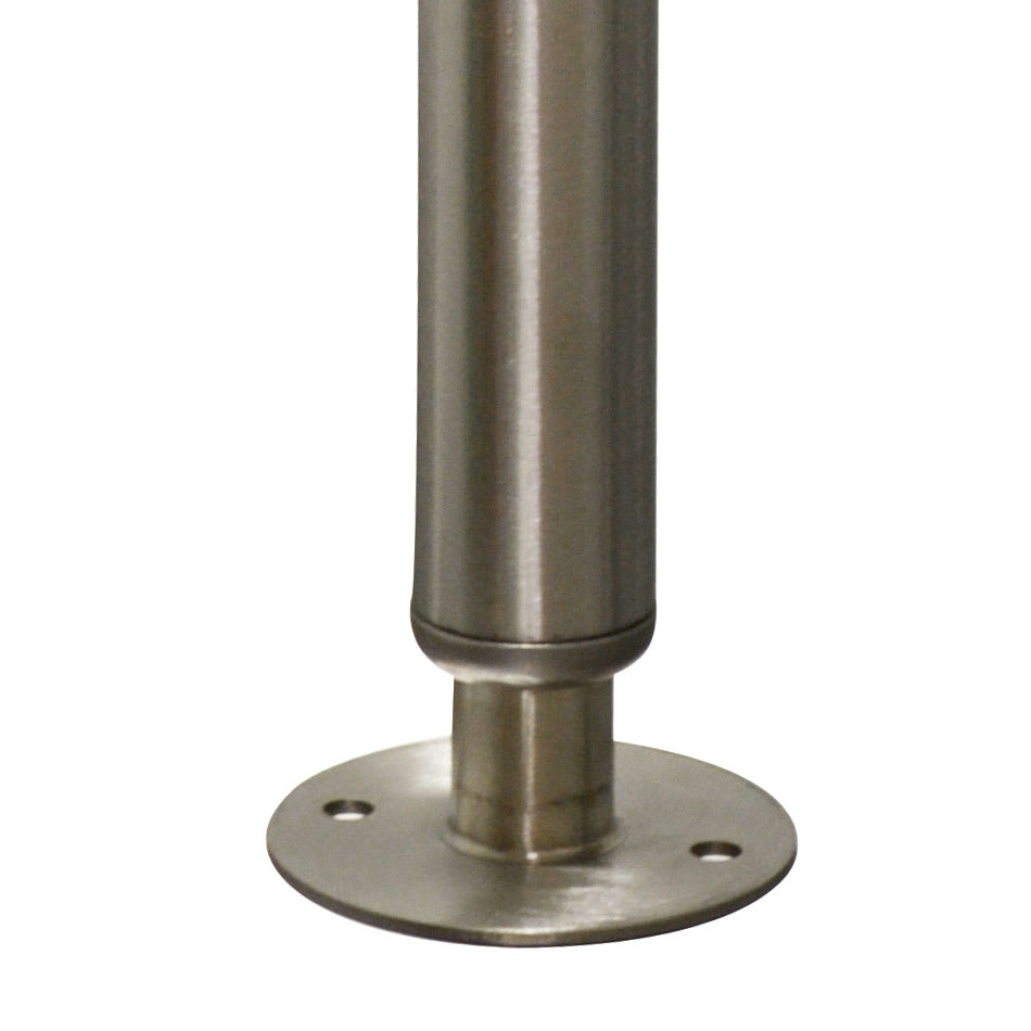 Advance Tabco K-488 Flanged Bullet Foot