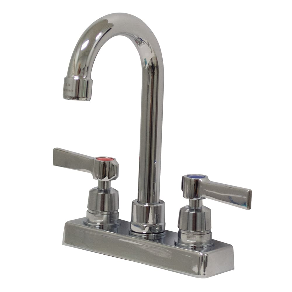 Advance Tabco K-52 Swing Spout Faucet - Spray, Deck-Mount