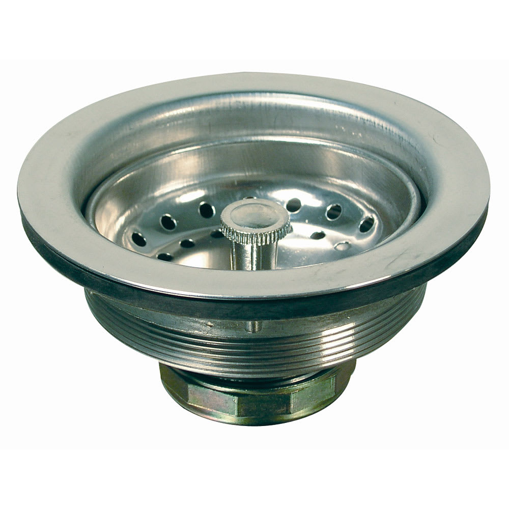 "Advance Tabco K-6 Basket Drain, 1-1/2"" IPS"