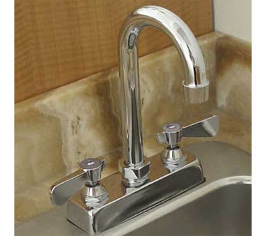 Advance Tabco K-62RE Residential Bar Sink Gooseneck Faucet