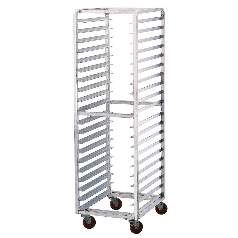 """Advance Tabco PR12-5W 20.25""""W 12 Sheet Pan Rack w/ 5"""" Bottom Load Slides"""