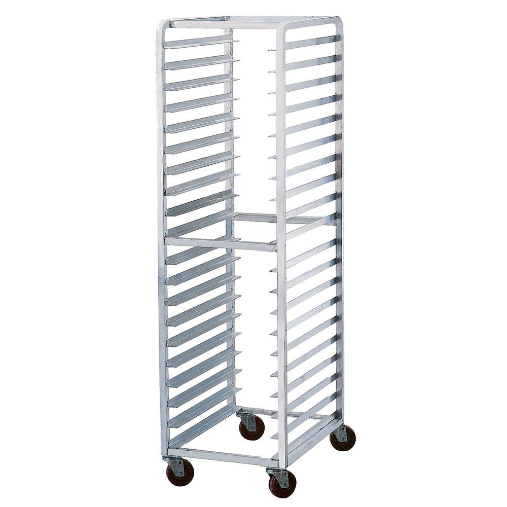 "Advance Tabco STR20-3W 16.75""W 20 Steam Table Pan Rack w/ 3"" Bottom Load Slides"