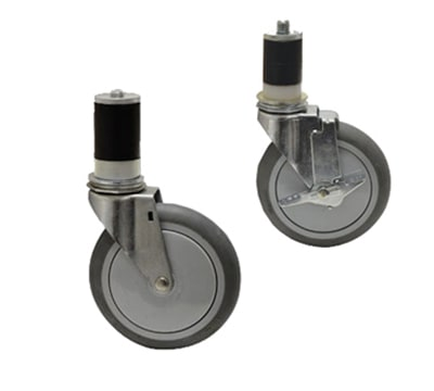 Advance Tabco TA-25C X.H.D. Urethane Wheels, for TA25 Casters (per caster)