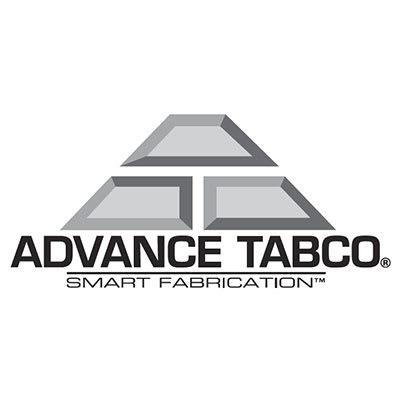 "Advance Tabco TA-56A 18"" Tall NSF Partition"