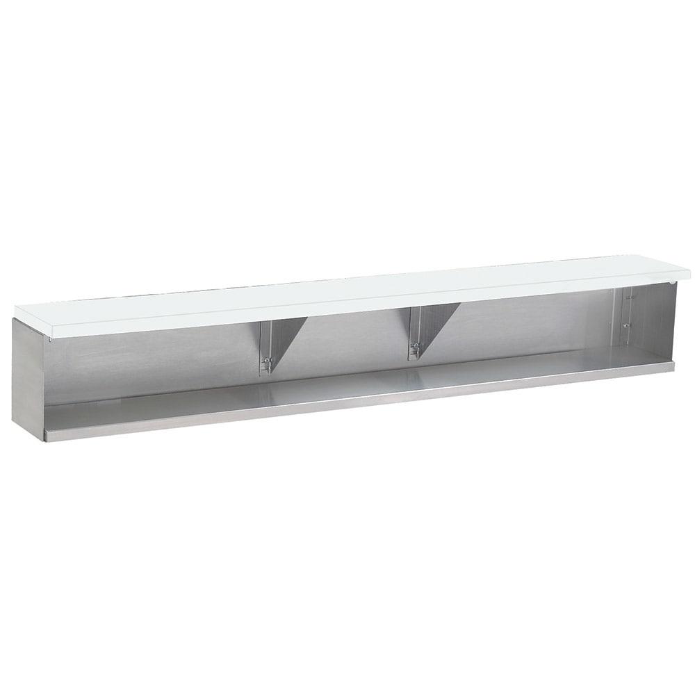 "Advance Tabco TDS-3 Add-On Dish Shelf, 47 1/8"""