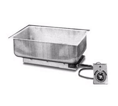 APW BM-30D Drop-In Hot Food Well w/ (1) Full Size Pan Capacity, 120v