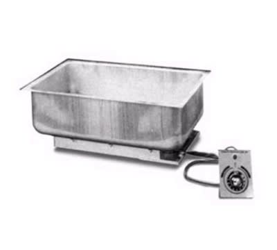 "APW BM-30D Built In Hot Food Well, Drain, 12 x 20"" Pan, Stainless, 208v/1ph"