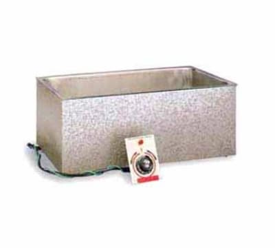 APW BM-80D Hot Food Well Unit w/ Drain, Insulated Exterior, Wet Or Dry, 208/240v/1ph
