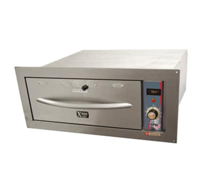 APW HDDI-1B Built-In Warming Drawer w/ 1 Pan Capacity, Thermostatic Controls, 120 V