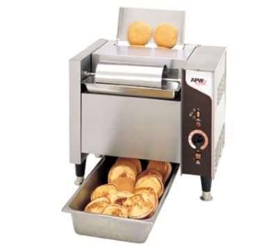 APW M-2000 Vertical Toaster - 1200-Bun Halves/hr w/ Butter Spreader, 240v/1ph