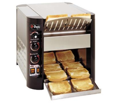 "APW XTRM-3H Conveyor Toaster - 800 Slices/hr w/ 3"" Product Opening, 240v/1ph"