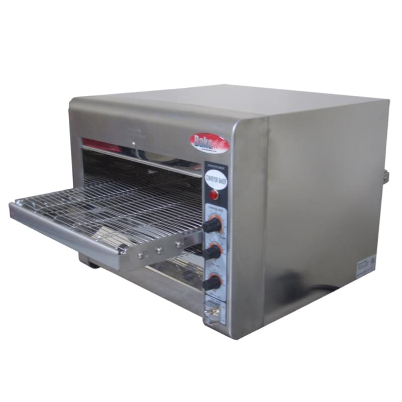 "Bakemax BMCB001 40"" Electric Conveyor Oven - 240v/1ph"