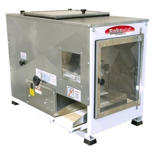 Bakemax BMCCD01 Countertop Dough Divider, 33 lb Dough Hopper, 110v