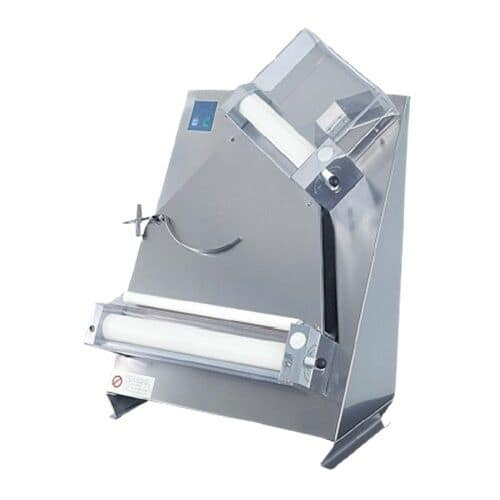 "Bakemax BMTPS16 EuroSmart Style Two Pass Dough Sheeter, 17""Diam Dough, 400 per/hr, 110v"