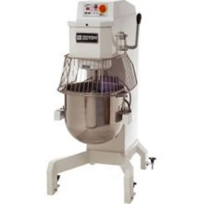 Doyon BTF040 40 Qt Vertical Mixer w/ 20 Speeds & 3 HP Motor, Attachments, 208 240v/1ph