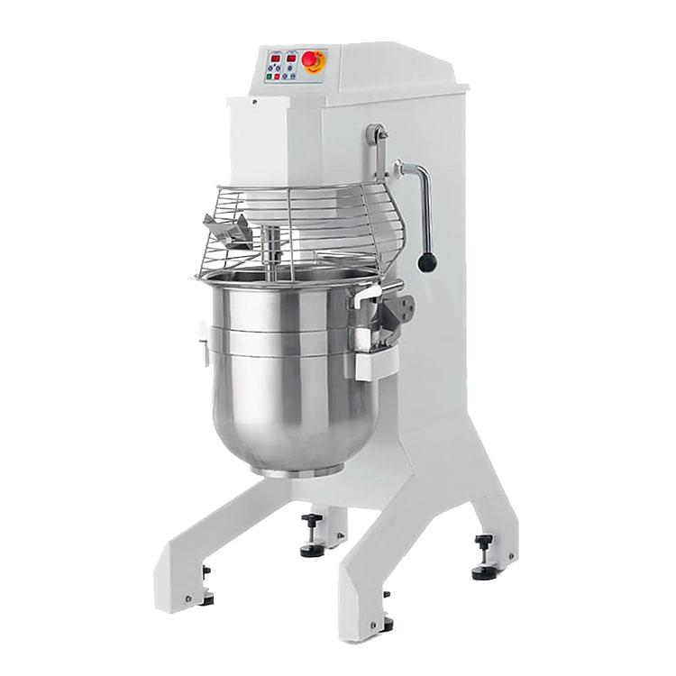 Doyon BTF060 60-Qt Planetary Mixer w/ 20-Speeds & 4-HP Motor, Attachments, 208-240v/1ph