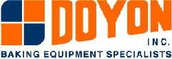 Doyon BTF120C Dough Hook For BTF120 Mixer