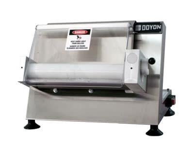 "Doyon DL12SP 2201 Dough Sheeter w/ 1 Roller, Sheets Up To 12"" W, Export Voltage"