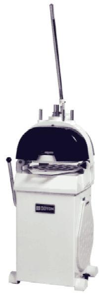 Doyon DSF015 Semi-Auto Dough Divider Rounder w/ 15-Piece Capacityi & 3-Rounding Plates