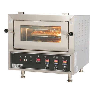 Doyon FPR3 Countertop Pizza Oven - Single Deck, 220v/1ph