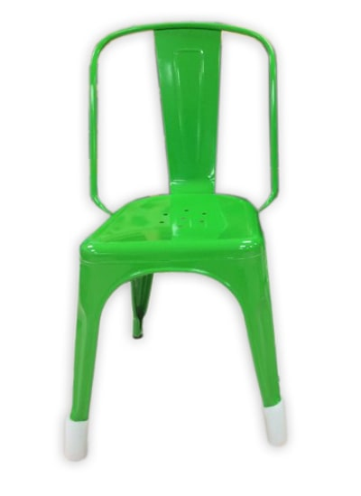 AAF MC130 Recycled Steel Chair - Green Coating