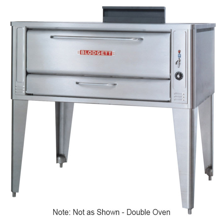 Blodgett 1048 Double Pizza Deck Oven, LP